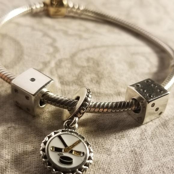 f16e8b767 Pandora Jewelry | Vgk Set Charms Only | Poshmark